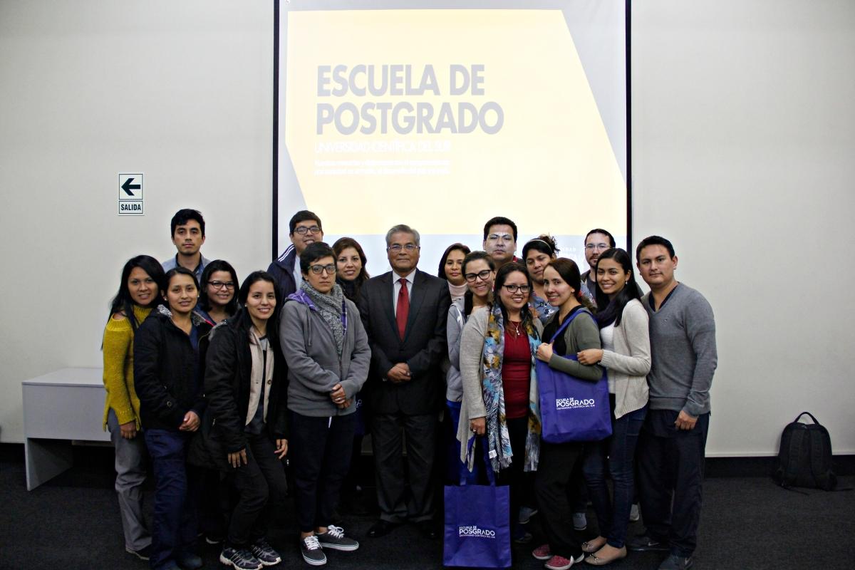 Inició el Residentado Médico 2017 de la Universidad Científica del Sur