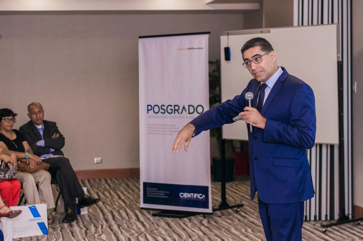 Conferencia de José Agustín Ortiz Elías: Innovación de la Enseñanza en la Educación Superior